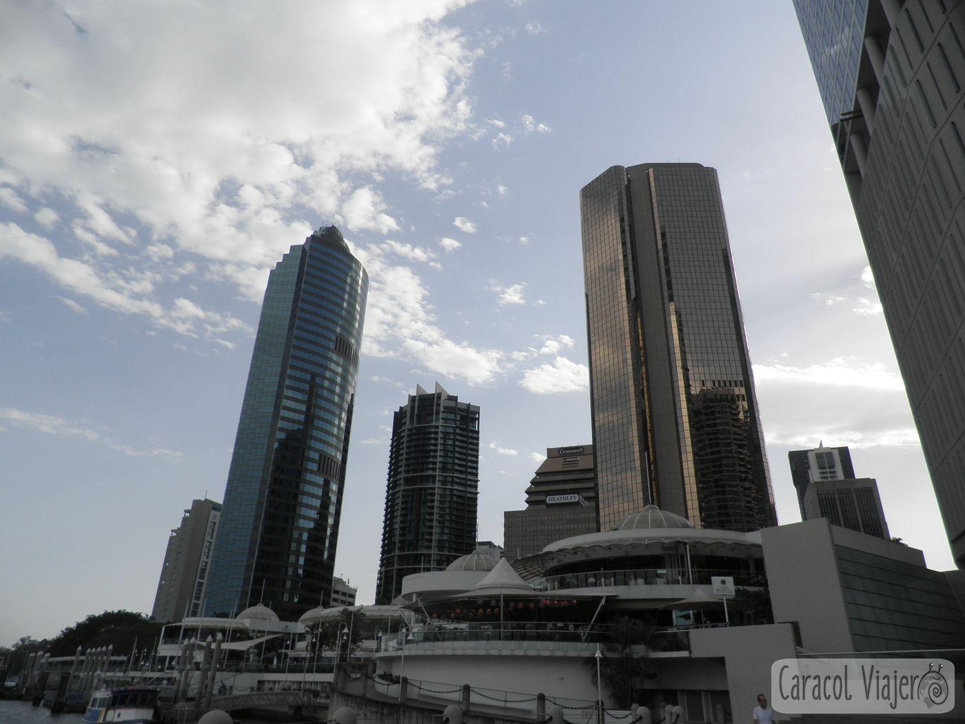 Brisbane rascacielos