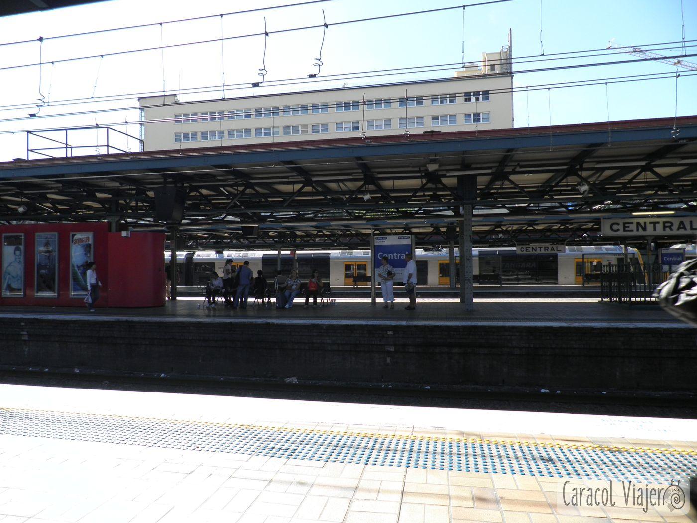 Sydney Estación Central