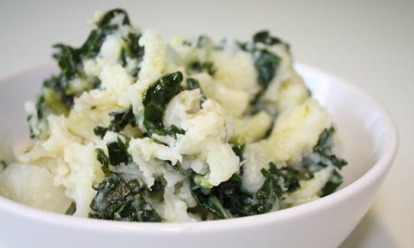 Colcannon | Receta de puré de patatas y repollo irlandés