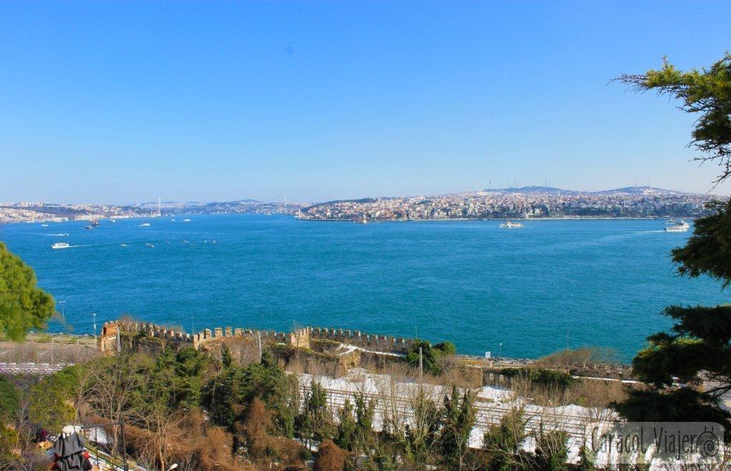 Bósforo-crucero-qué-visitar-Estambul