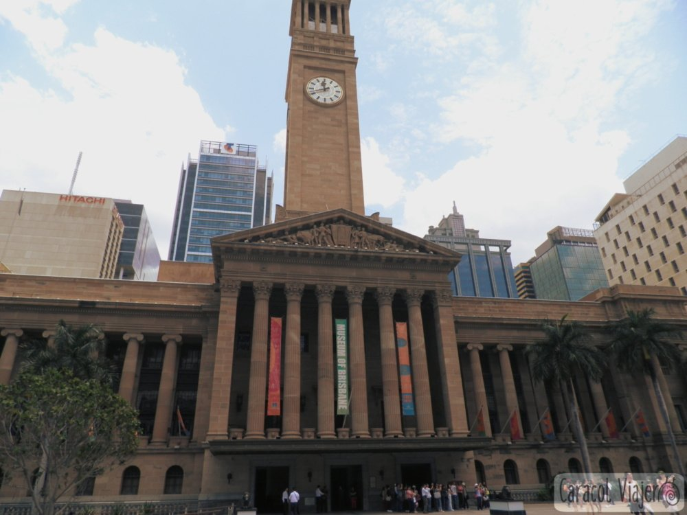 qué ver en Brisbane