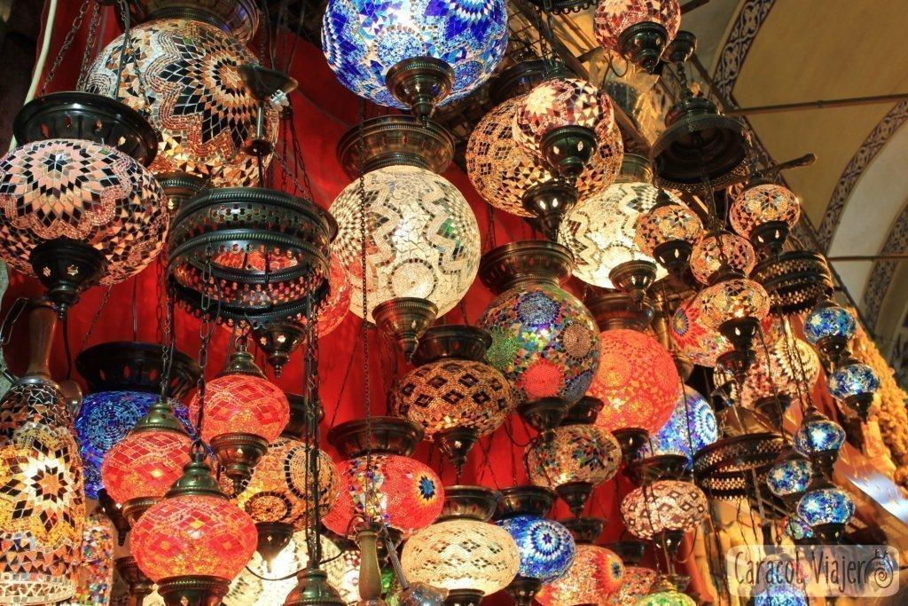 Gran Bazar-qué visitar en Estambul