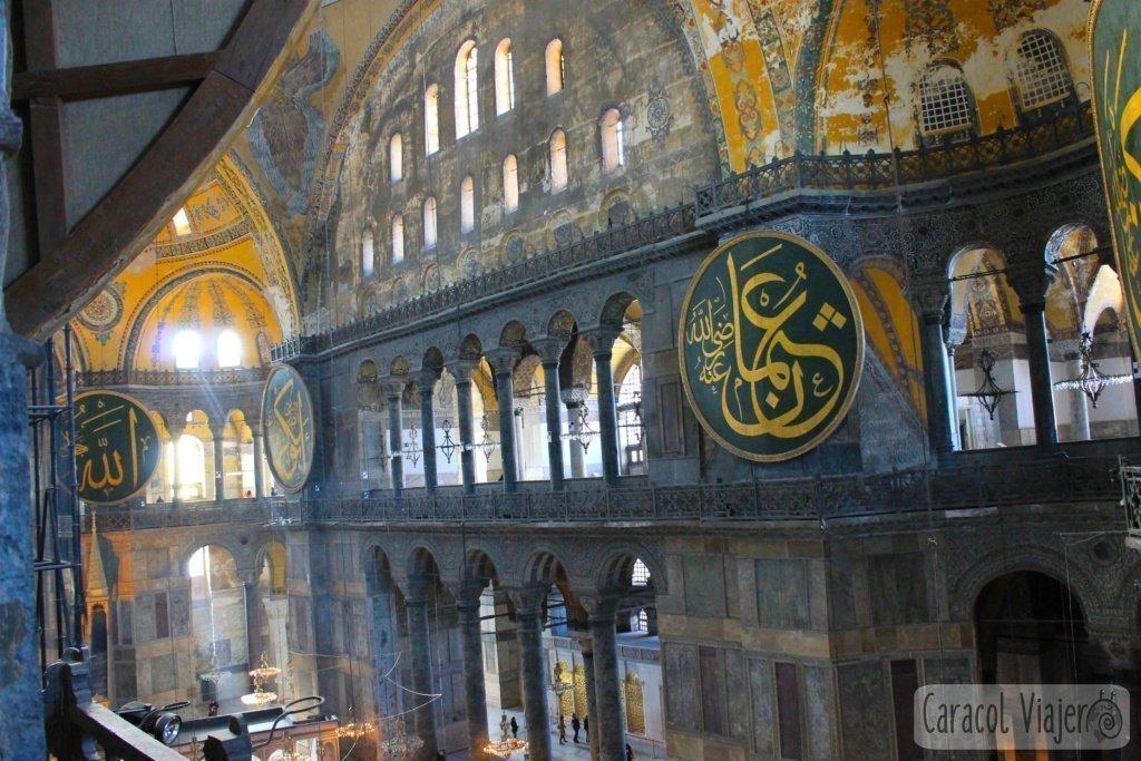 qué-visitar-en-Estambul-Hagia-Sofia