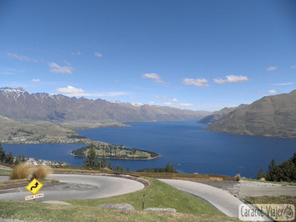 ¿Cómo llegar a Queenstown? | Isla Sur, Nueva Zelanda