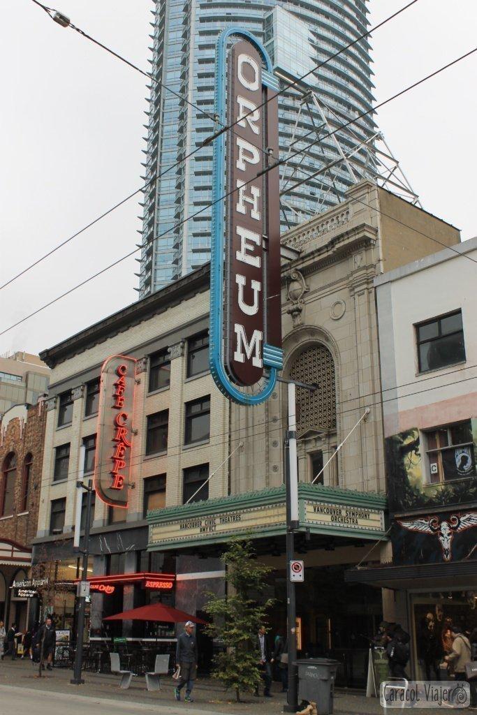 atracciones-de-Vancouver-the-Orpheum