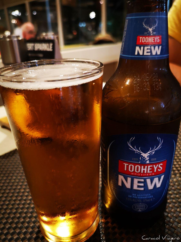 bebida típica en Australia