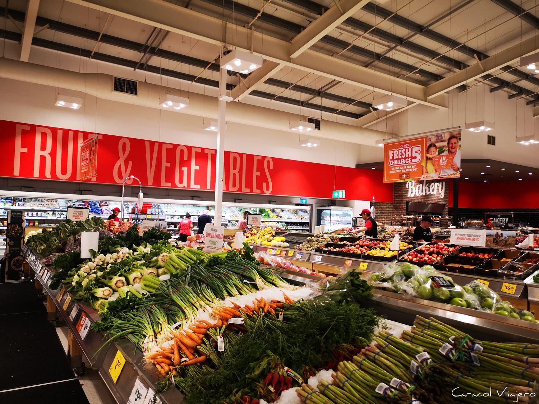 Supermercado en Australia