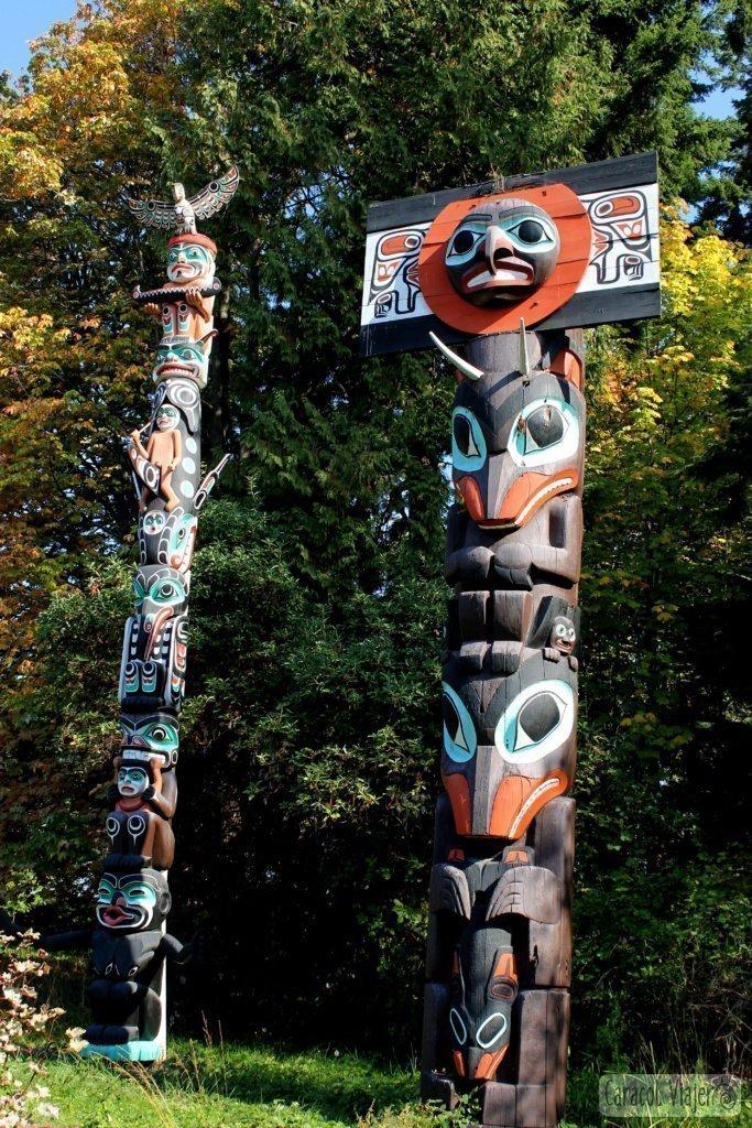 atracciones-de-Vancouver-totems