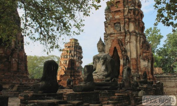 ¿Cómo llegar a Ayutthaya desde varios destinos?