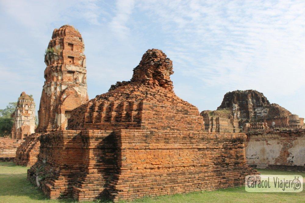 merece la pena visitar Ayutthaya