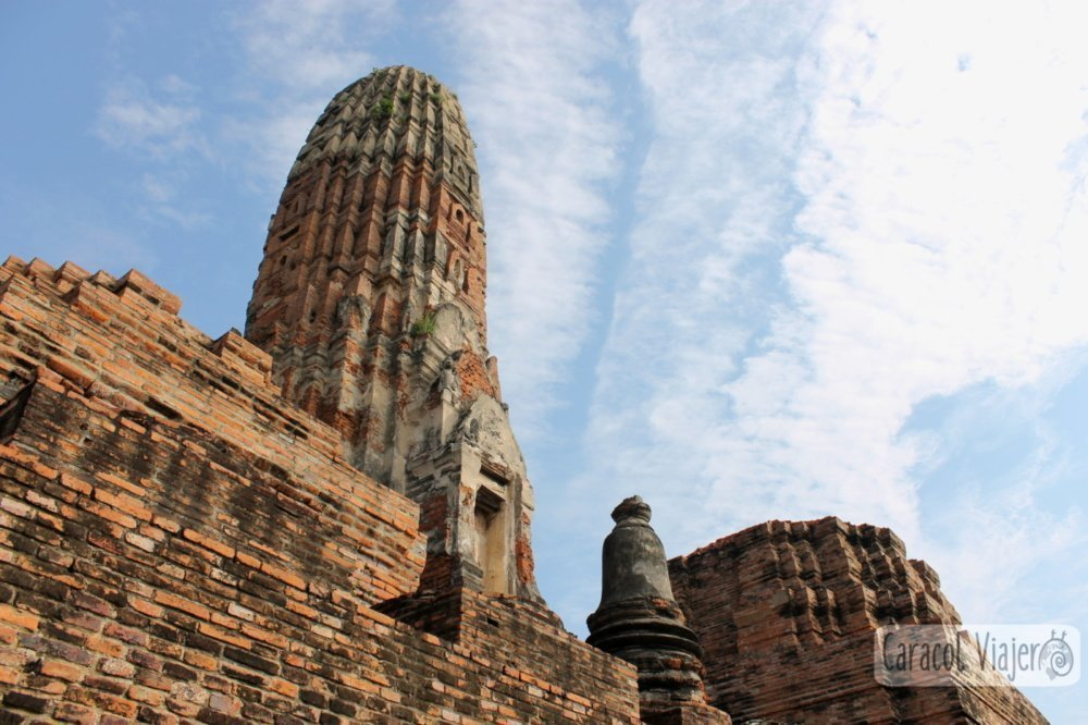 Wat Phra Tam - Ayutthaya en imágenes
