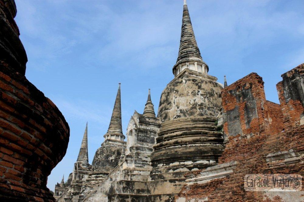 Wat Phra Sri Sanphet - Ayutthaya