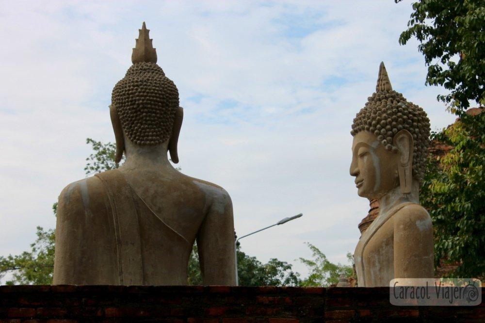 Templo Yai Chai, Ayutthaya en imágenes