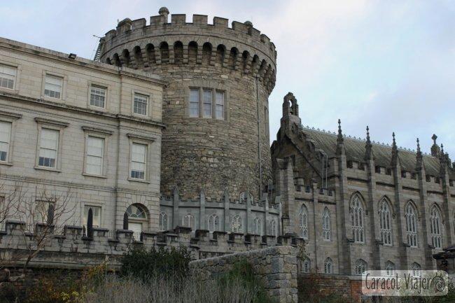 Castillo de Dublín, Irlanda