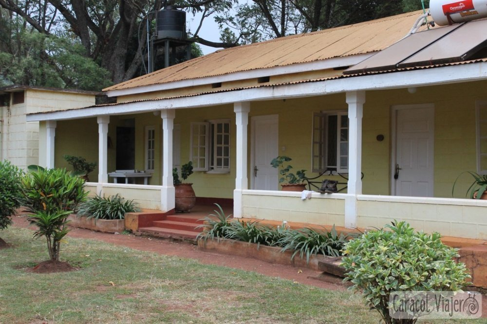 Habitaciones hotel Masindi