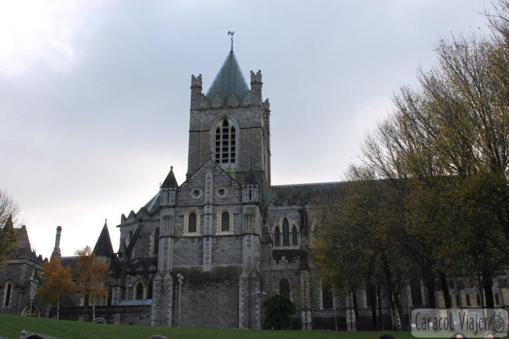Viajar a Irlanda: Catedral San Patricio, Dublin