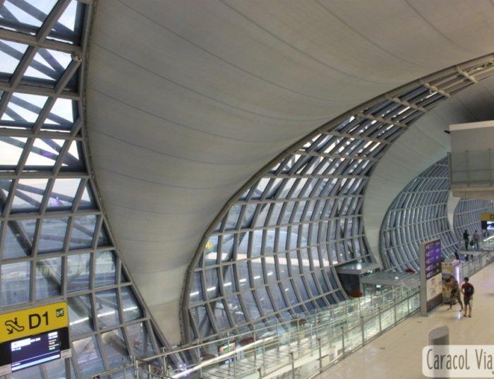 Aeropuerto de Bangkok – Ciudad