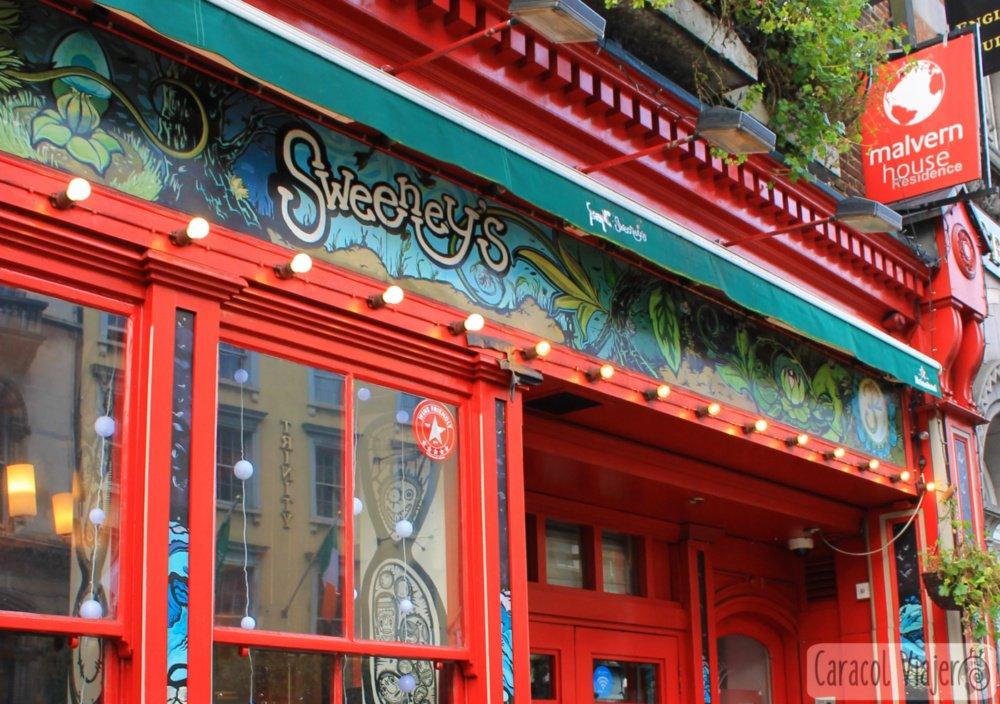 Sweeneys Pub - qué hacer en Dublín