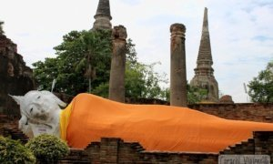 ¿Cuántos días en Ayutthaya?