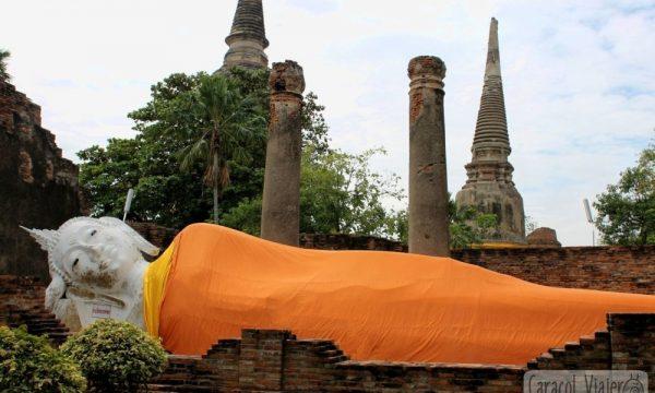¿Cuántos días y qué ver en Ayutthaya?