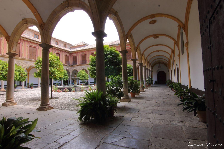 Abadía de Sacromonte