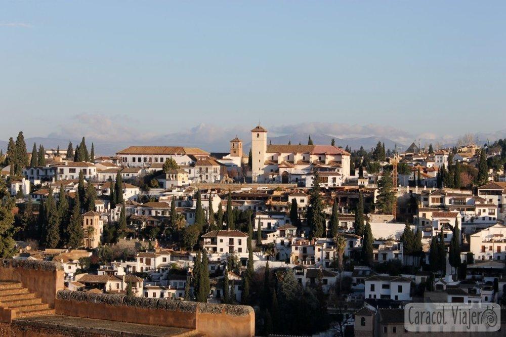 Escapada a Granada el Albaicín