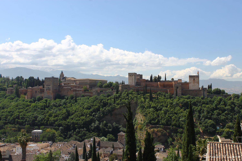 Granada, Alhambra y Generalife
