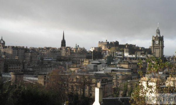Transporte en Escocia: aeropuertos-centro ciudad