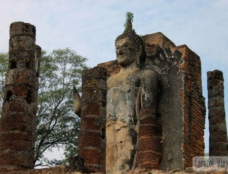 ¿Cómo llegar a Sukhothai?