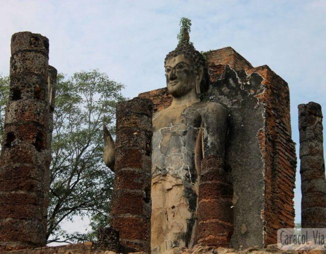 Cómo llegar a Sukhothai desde Bangkok o Chiang Mai