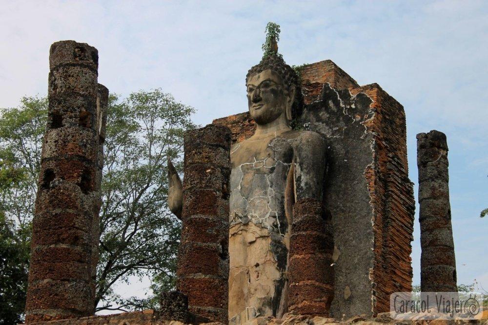 Cómo llegar a Sukhothai