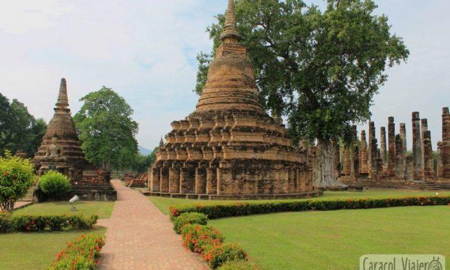 ¿Cuántos días en Sukhothai?
