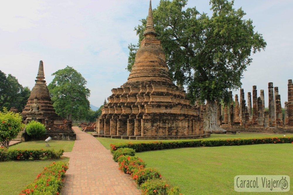 Cuántos días en Sukhothai Tailandia
