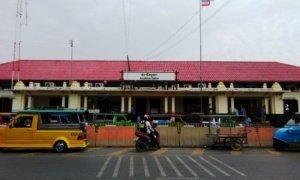 ¡Quiero llegar a Ayutthaya!