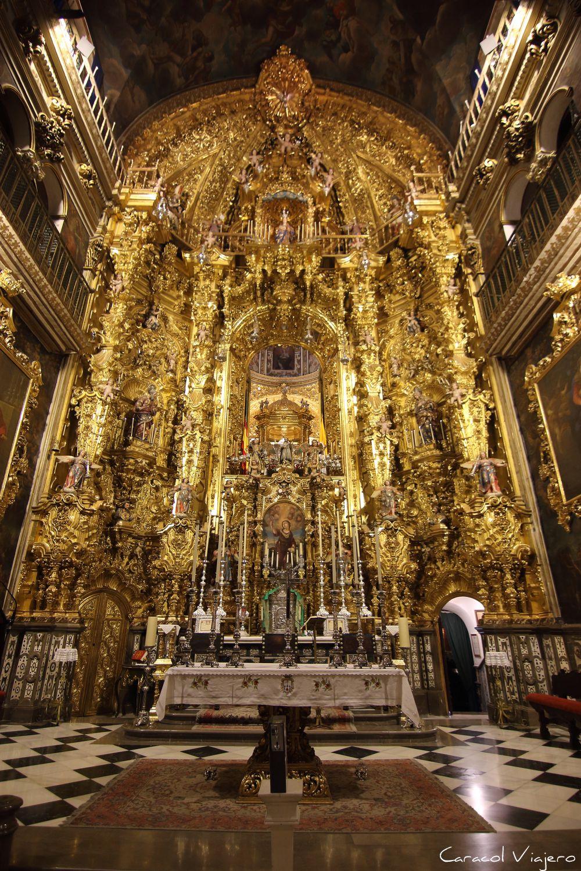Capilla mayor de San Juan de Dios