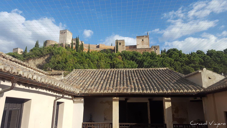 Casa Zafra en Granada