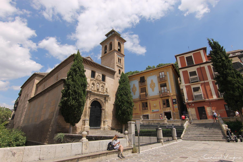San Gil Granada