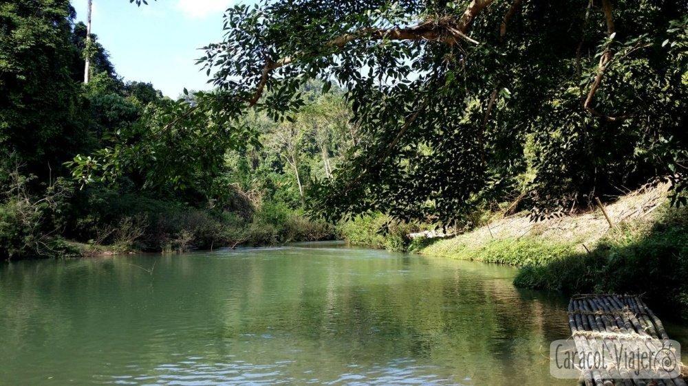 río Laos