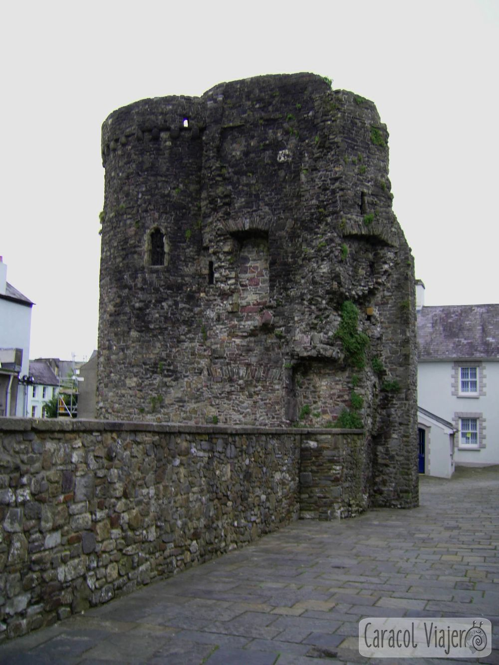 Castillo de Carmarthen