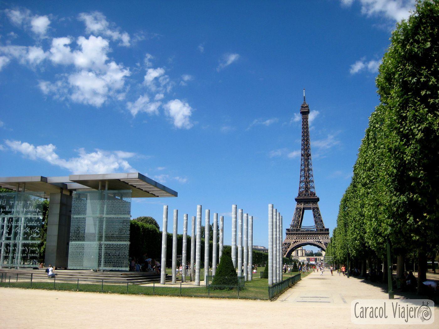 París - Viajar a Francia