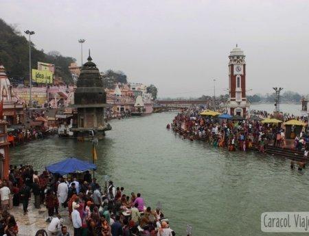 Haridwar, la puerta de los dioses