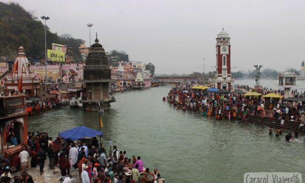 Haridwar, la puerta de los dioses en la India