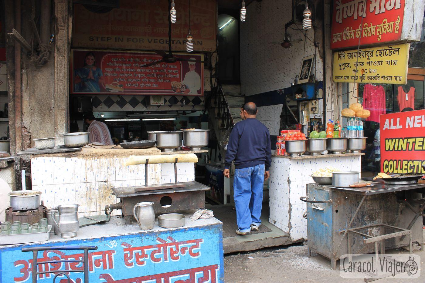 restaurante en Haridwar