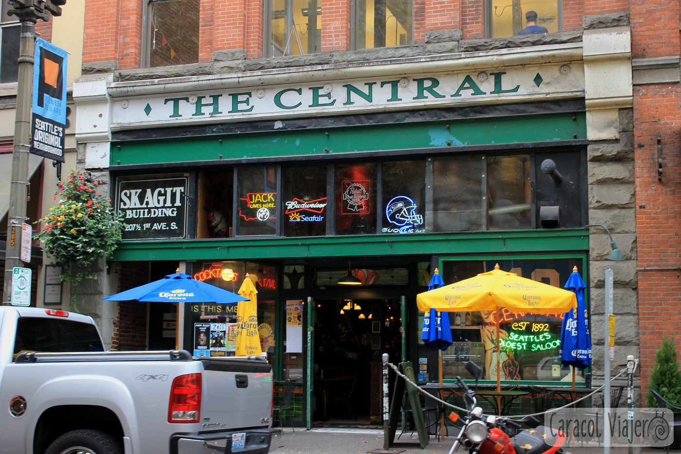 The Central - Seattle