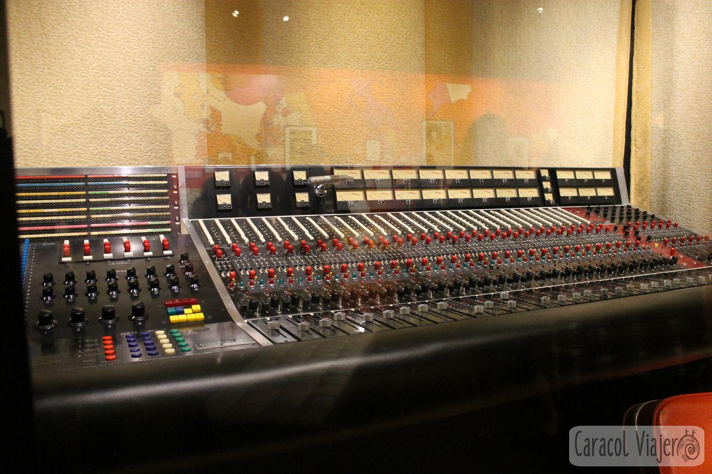 Hendrix mesa emp museum