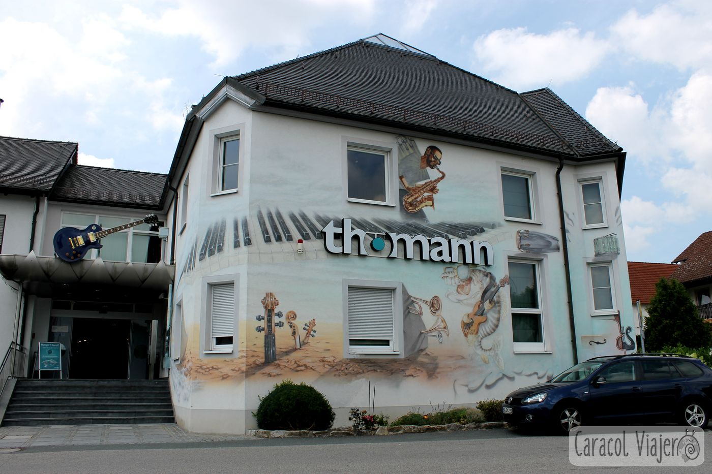 Thomann tienda Treppendorf