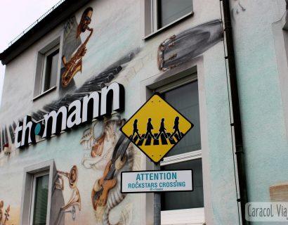 Thomann ¿Cómo llegar a la tienda de música más grande de Europa?