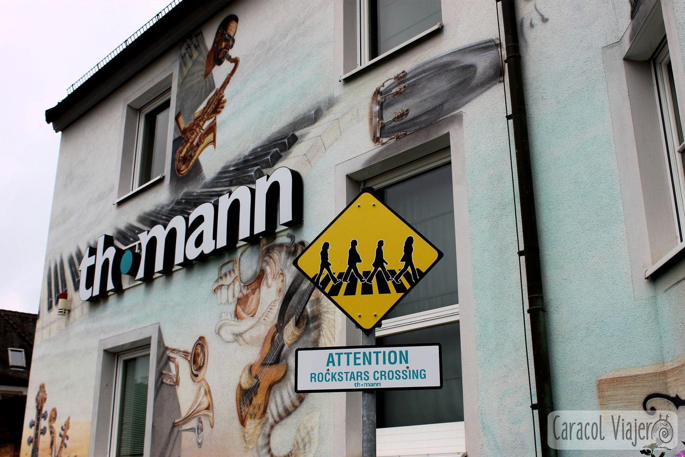Tienda Thomann