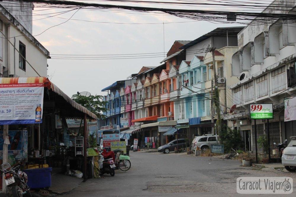 Cómo llegar a Sukhothai Phitsanulok, Tailandia