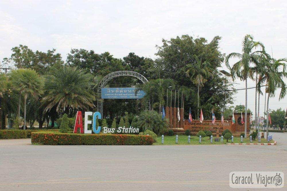 AEC - Estación buses Sukhtohai